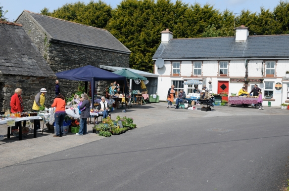 The Kilcrohane Farmers' Market
